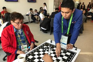 SEA Games: Pinoys brace for formidable field in chess