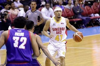 PBA: Health permitting, Caguioa has shot joining 10K points club by season's end