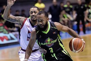PBA: Pringle's 50-pt explosion powers GlobalPort past Columbian