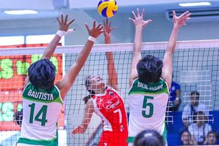 Superliga: Cignal fends off Smart-Army for 2nd straight win