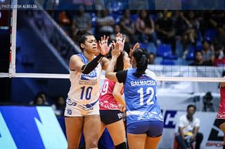 PVL: High-scoring Pocari import Arielle Love hospitalized