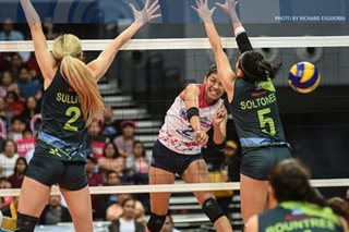 PVL: Cool Smashers move a step closer to a breakthrough title