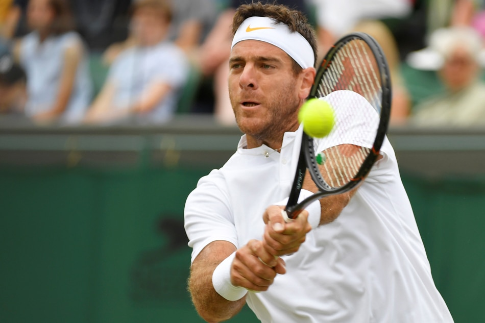 Nadal defeats Del Potro in five sets to reach Wimbledon final four