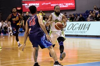 PBA: GlobalPort rallies to edge top seed Rain Or Shine, force do-or-die