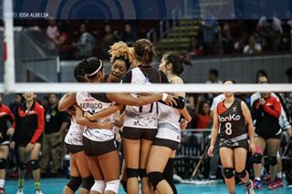 BanKo-Perlas secures PVL bronze with win over Pocari