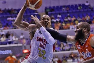 PBA: Brownlee, Ginebra snuff out Meralco to get semis berth