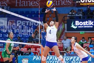 National team wraps up PSL campaign with sweep of Smart-Army