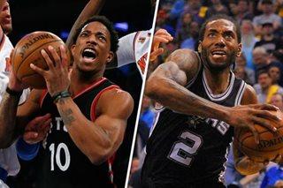 NBA: Kawhi Leonard traded to Raptors, as DeMar DeRozan to join Spurs