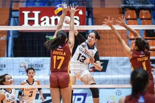 PVL: Transitioning Adamson passes initial test with win over Perpetual Help