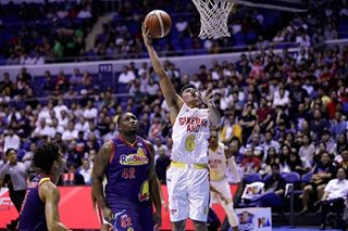 Ginebra holds on to beat Rain or Shine, seals Finals showdown with SMB