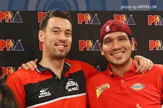 Slaughter, Fajardo finally meet in PBA finals