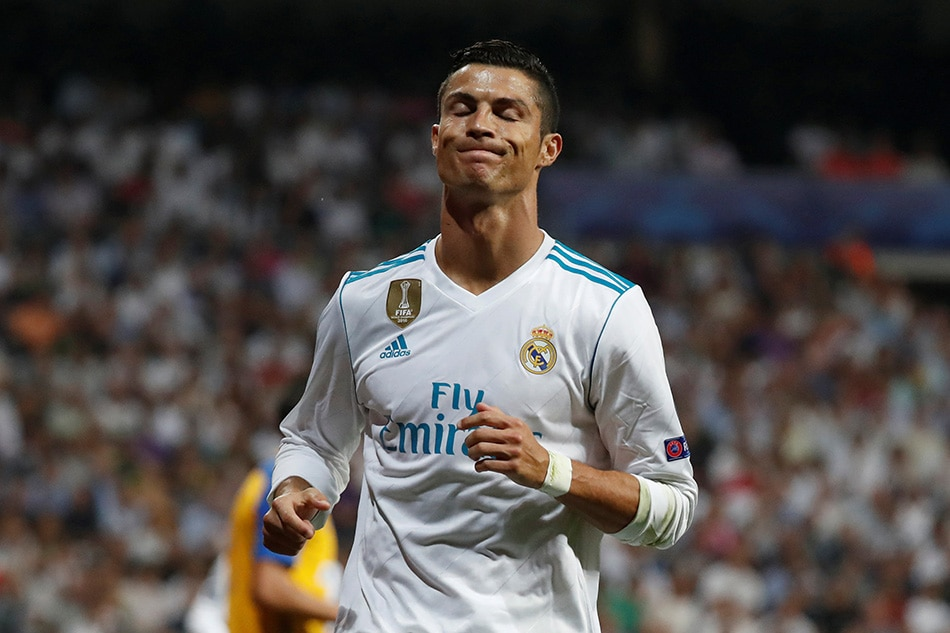 Cristiano Ronaldo sentenced to 24 months over tax evasion