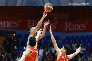 NCAA: Arellano edges San Sebastian in thrilling OT win