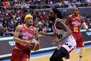 PBA: Caguioa proves he can still deliver for Ginebra