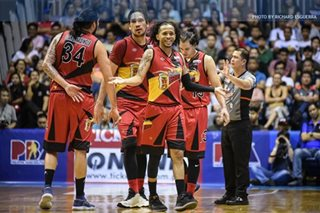 PBA finals: SMB's Santos, Ross ejected in chippy Game 2