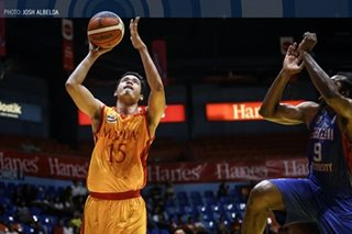 NCAA: Mapua fends off Arellano for 2nd win