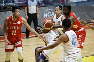 NCAA: EAC coach warns of changes amid starters' poor play