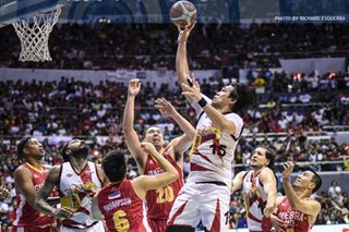 June Mar laments missed free throws: 'Akin 'yun'