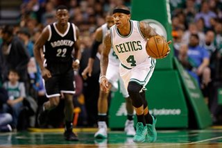 NBA: Isaiah Thomas apologizes for comments disparaging Cleveland