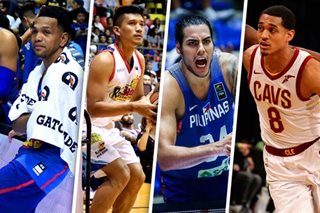 TIMELINE: Gilas Pilipinas twists and turns from 'withdrawal' to the 'arrival'