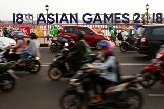 Asian Games: In hunt for medals, Indonesia offers state jobs, houses and cash
