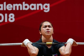 Asian Games recap (August 21): Weightlifting gold highlights action-packed day