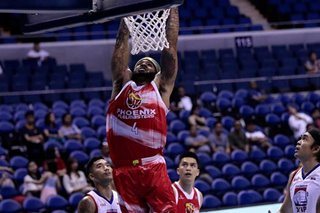 PBA: Eugene Phelps' 50 points powers Phoenix past Columbian Dyip