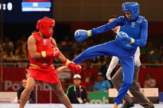 Asian Games: Divine Wally secures bronze medal in wushu