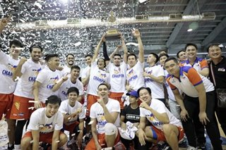 PBA D-League: Gab Banal dedicates Go For Gold title to ailing father Joel