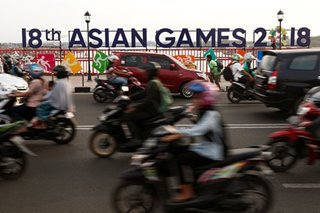 Asian Games: How Indonesian customs office torpedoed Pinoy jet-skier's hopes