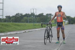 Triathlon: Getting in better shape motivates teen to change lifestyle