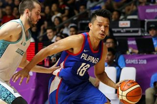 James Yap hopes to play in Philippines' final game in Asian Games