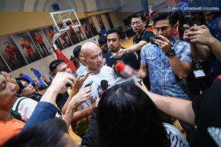 No rest for coach Yeng Guiao, Gilas upon return from Asian Games