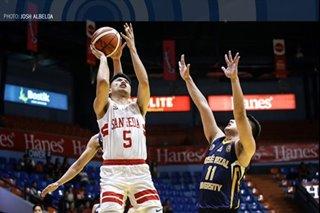 NCAA: San Beda cripples JRU to nab 8th win