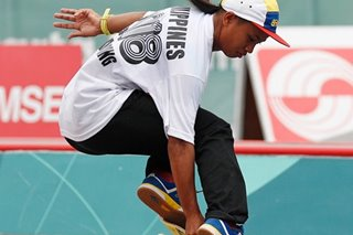 After Margielyn Didal gold, Cebu mayor vows to build skate park in city
