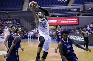 PBA: Aaron Fuller's 35-20 game powers NLEX past luckless Columbian Dyip