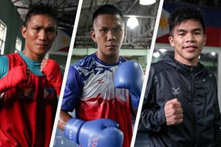 Asian Games: All eyes on 3 boxers to add to Philippines' gold-medal haul