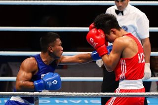 Asian Games: Eumir Marcial ends campaign with bronze in middleweight boxing