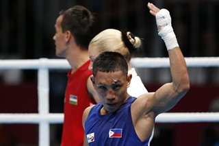 Asian Games: Pinoy boxer Rogen Ladon gets silver after injury halts bout