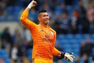 Football: Neil Etheridge, part of Azkals squad set to train in Bahrain