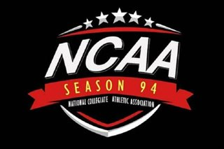 NCAA postpones Friday triple-header due to 'Ompong'
