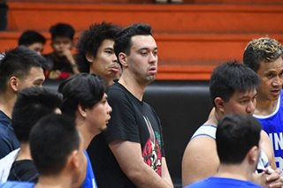 Slow recovery forces Greg Slaughter to sit out PH game vs Qatar: report