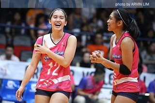 Creamline targets 2nd PVL crown in Open Conference
