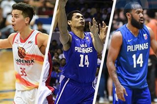 FIBA World Cup: Aguilar, Wright back, Pringle in as PH takes on Qatar
