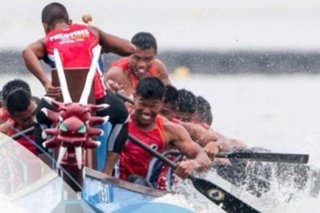 2 more golds for Pinoy paddlers in dragon boat world tilt