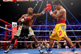 Pacquiao has unfinished business with Floyd Mayweather