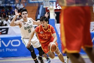 NCAA: Mapua fends off CSB for back-to-back wins