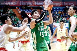 UAAP: Long way to go for Green Archers, says La Salle coach