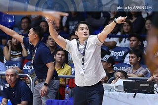 UAAP: Franz Pumaren warns Falcons — '4-0 is nothing'