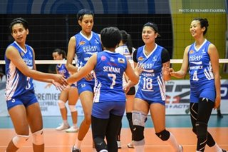 PVL: Myla Pablo stars in Pocari's 5-set win over Petro Gazz
